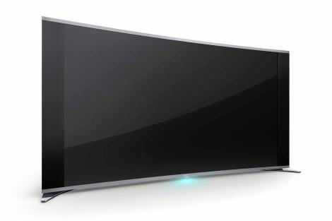 Sony-KDL-65S990A-curved-LED-angle
