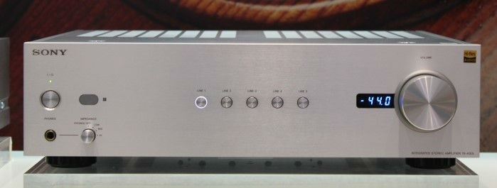 Sony Elevated Standards Audio System Truly Elevated