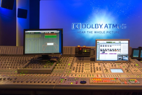 Dolby Atmos Mixing Studio