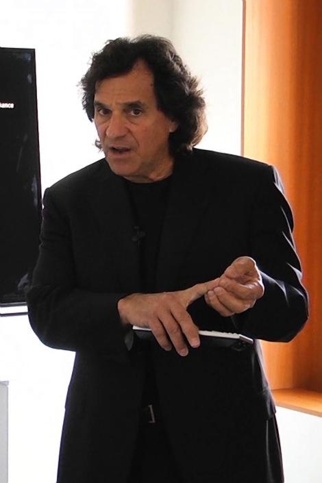Joel Silver of ISF