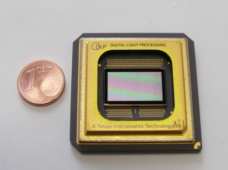 Projector DLP_Chip