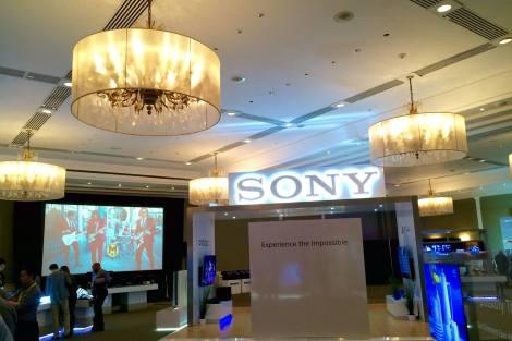 Sony Show 2015