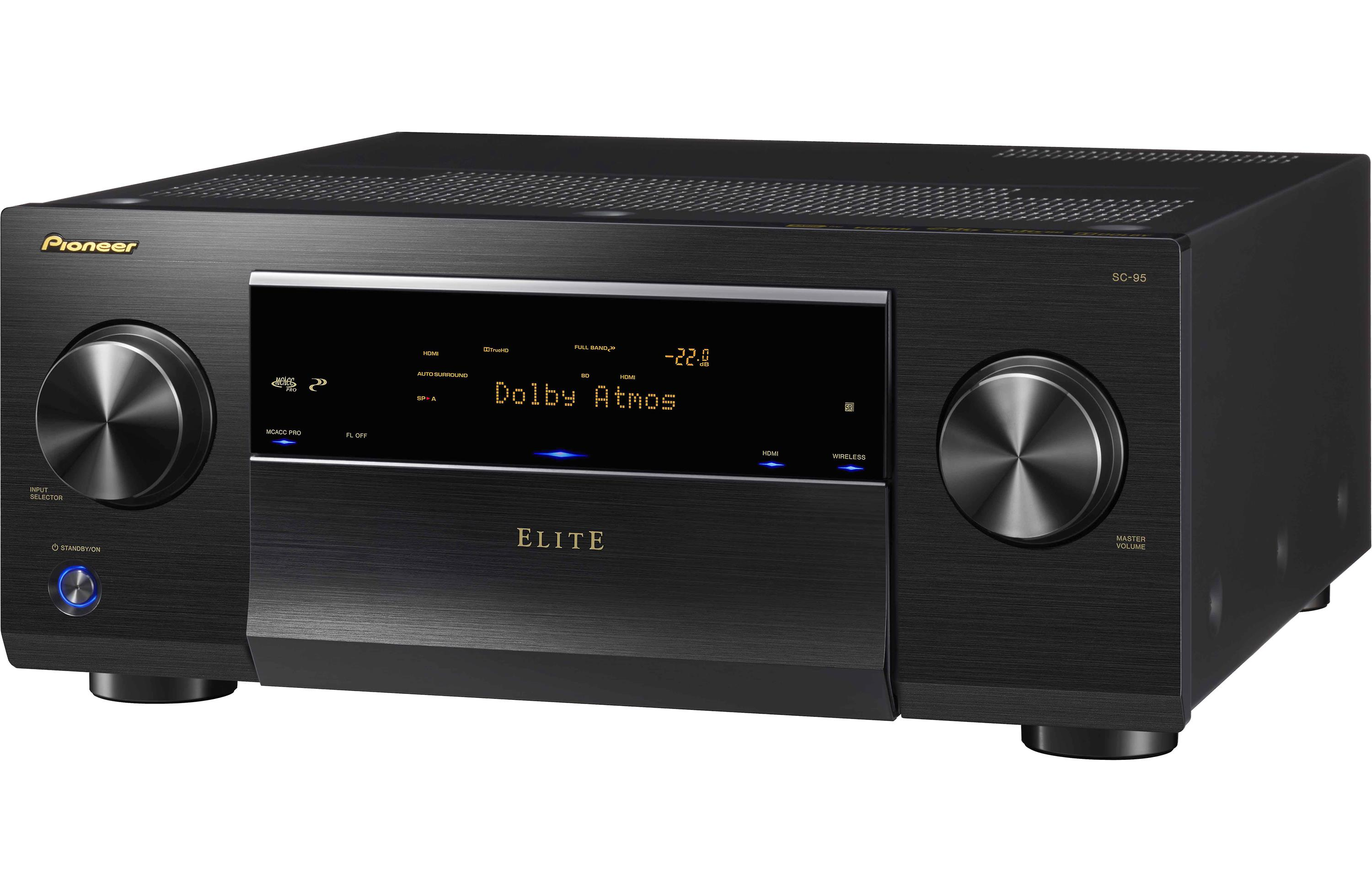 Pioneer Elite SC-95: Swiss Army Knife for the Home Theatre