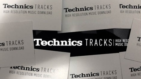 "The Technics Tracks HiRes audio online store offers ""tens of thousands"" of 24-bit/192kHz tracks, ""hundreds of thousands"" of 24-bit tracks, and an extensive collection of 16-bit/44.1kHz, CD-quality tracks from Top 100 tunes to previous-decade music."
